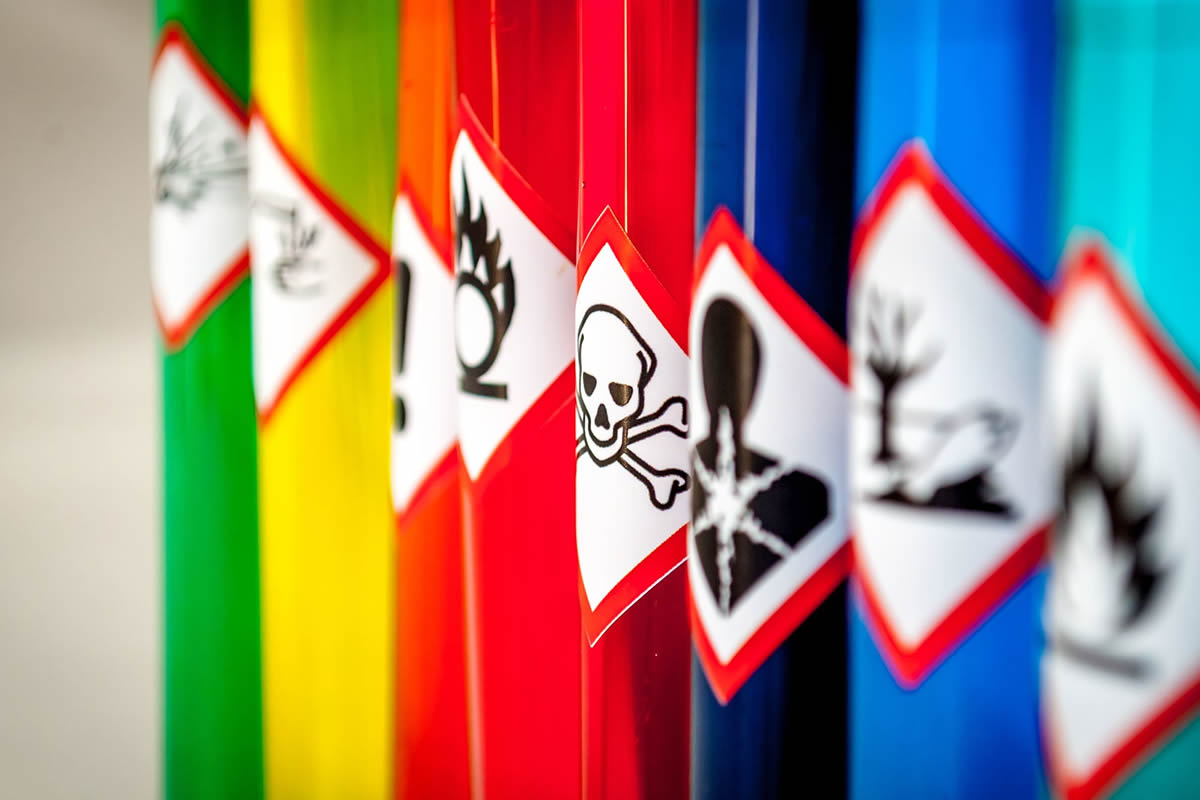 The Importance of Laboratory Signage