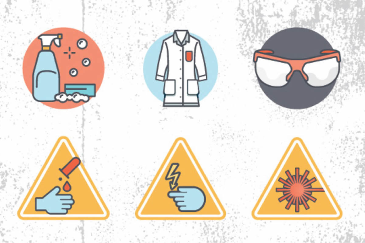 Five Important Laboratory Safety Procedures You Need to Follow